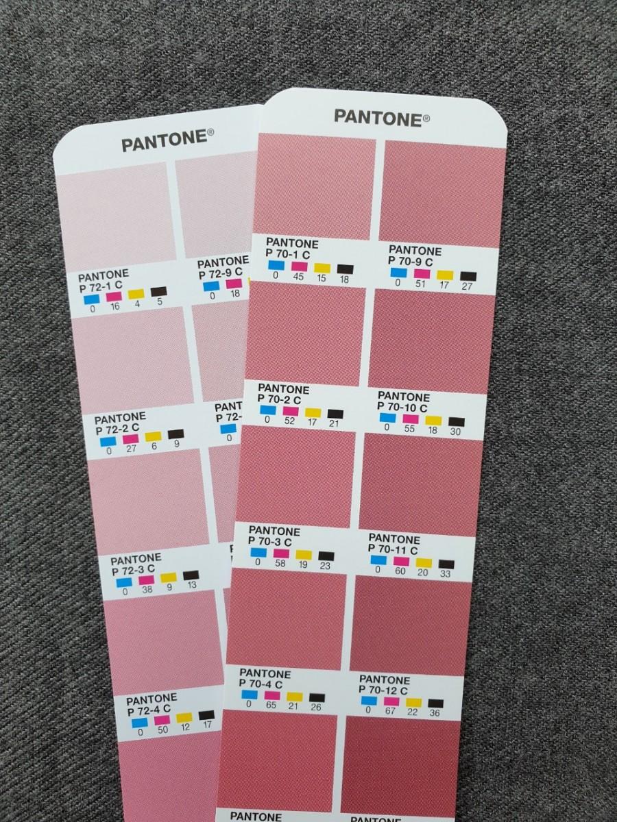 Bảng màu Pantone C U CMYK GP5101A 2020 Coated Uncoated