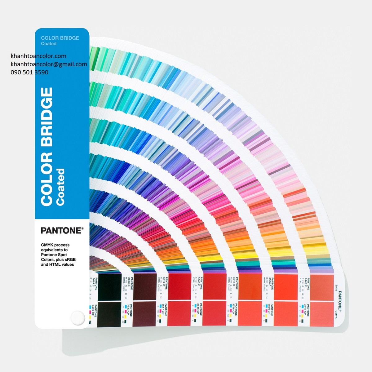 khanhtoancolor.com - Pantone Color Bridge Coated GG6103A (New 2019)